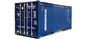 Open Tops, freight containers